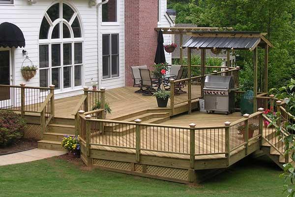 Mid-America Lumber - Custom Decks