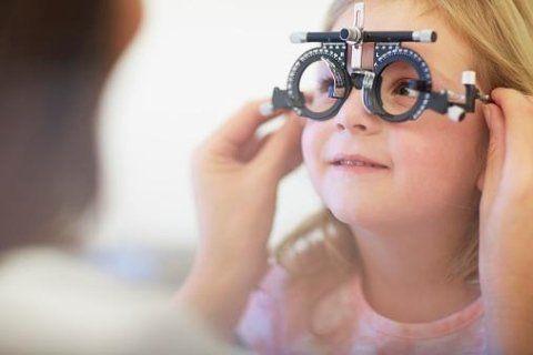 Miopia infantile