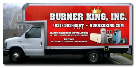 Oil Tank & Gas Hot Water Heater Service Suffolk County, NY
