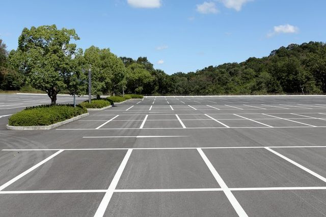 Parking Lot Contractor & Maintenance in Tallahassee FL