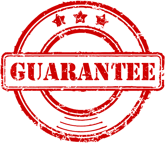 guaranteed roof repairs