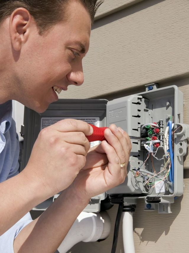 Electrician is doing electrical jobs in Whitianga`