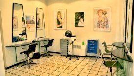 locale dei parrucchieri
