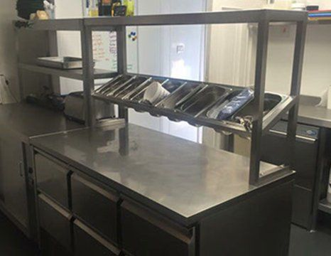 refurbished catering products