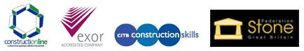 Constructionline certified logo