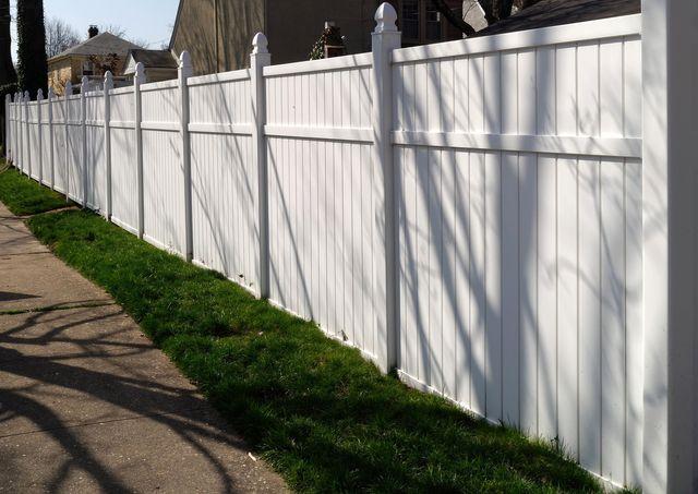 Low Maintenance Fence