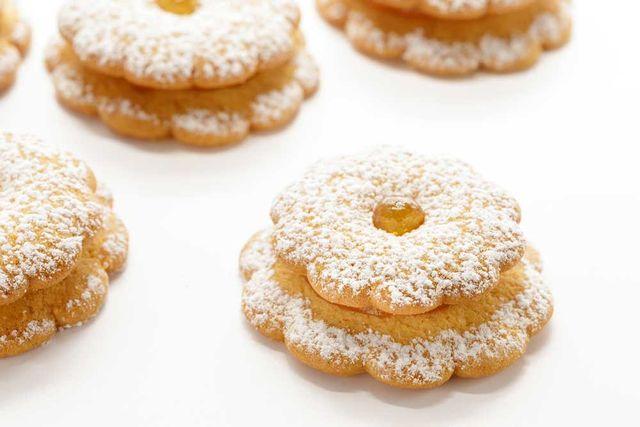 dei biscotti canestrelli