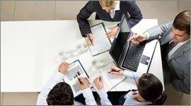 gente durante di servizio di audit