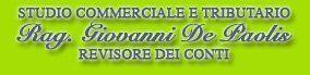 logo STUDIO COMMERCIALE DE PAOLIS