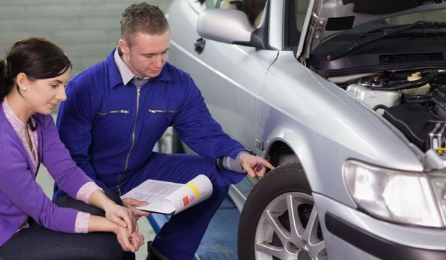 mechanic giving tune ups estimate in Hinesville, GA