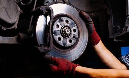 keep your vehicle's brakes healthy