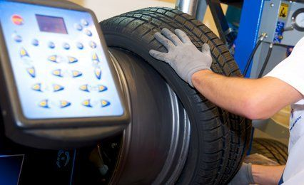 tyre fitting experts