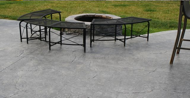 Stamped Concrete Patios Amherst Orchard Park Amp Buffalo