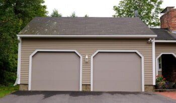 Gentil CHI Flush Panel 1   Garage Door In Northwest Indiana U0026 Chicagoland
