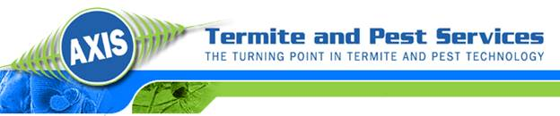 axis termite and pest control logo