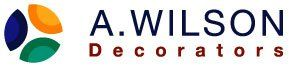 A Wilson Decorators logo