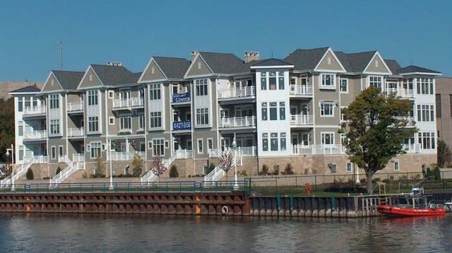 For Residential Building, this page features Harborside