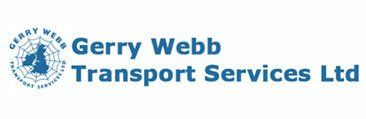 Gerry web transport services Ltd logo