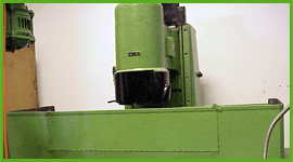 brocce, lapidellatura industriale, piccole serie meccaniche