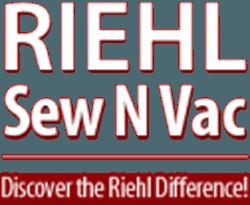 Riehl Sew N Vac  logo