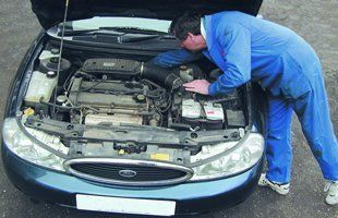 Blue Oval Vehicle Services Ford Specialists In Cheltenham