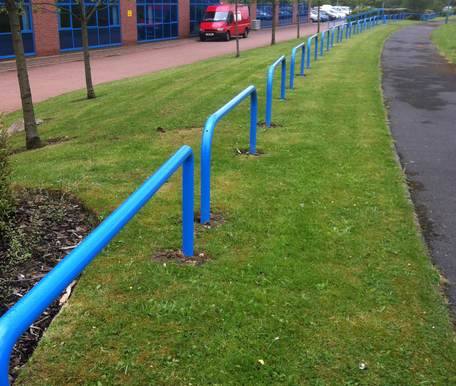 Car parking posts