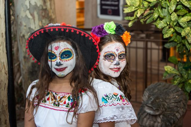 Tlaquepaque's 8th Annual Day of the Dead Extravaganza!