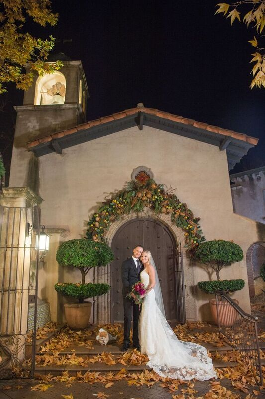 Imagine Beautiful Tlaquepaque Chapel As The Backdrop For Your Wedding