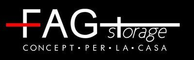 FAG STORAGE - CONCEPT PER LA CASA-Logo