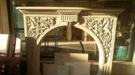 rivestimenti in marmo per esterni, rivestimenti in marmo per interni, zoccolature in marmo