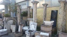 oggettistica in marmo, pavimenti in marmo, piastrelle di marmo
