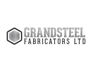 Grand steel fabricators logo