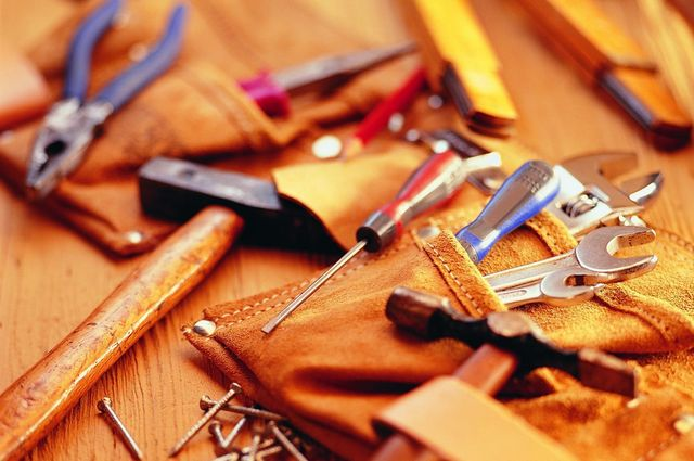 Tools for a handyman in Timaru