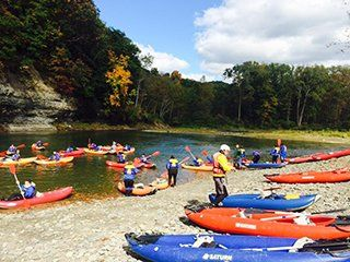 Kayak Lessons & Guided Wilderness Trips