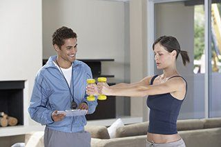 In-home Personal Trainer Buffalo, NY