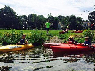 Kayak Lessons Buffalo, NY