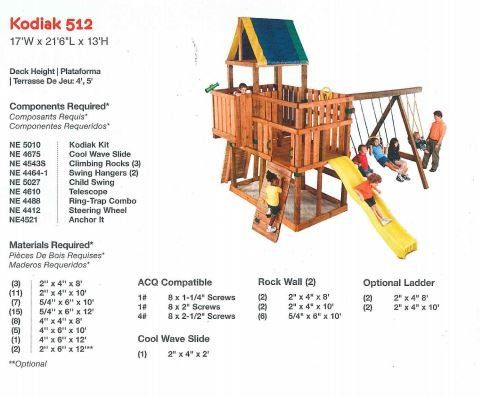 Playground Sets & Equipment Greenville, NC | Salt Wood Products