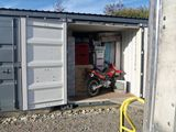 A garage full of items for general storage in Greymouth
