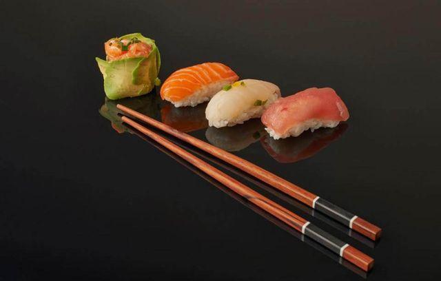 Sushi Maki al Ristorante Sushi Liu a Bologna