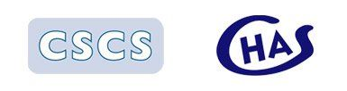 CSCS and CHAS logos
