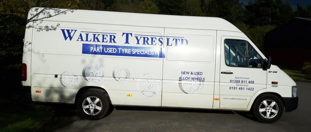 Walker Tyres Mobile Fitting