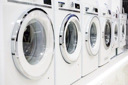 delle lavatrici