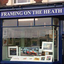 Framing On The Heath Ltd store