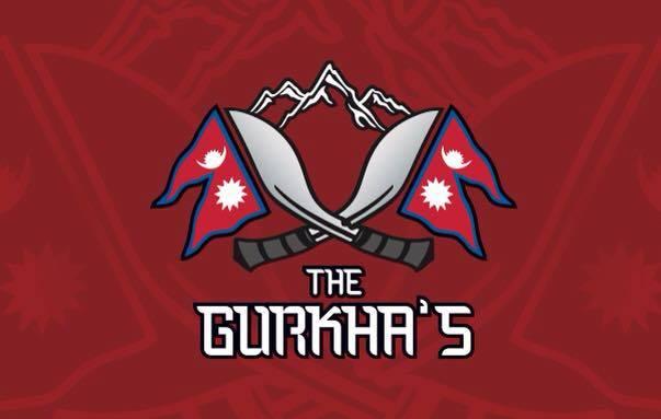 The Gurkha's logo