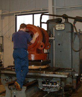 Machine Shop Quad Fluid Dynamics Brunswick Oh