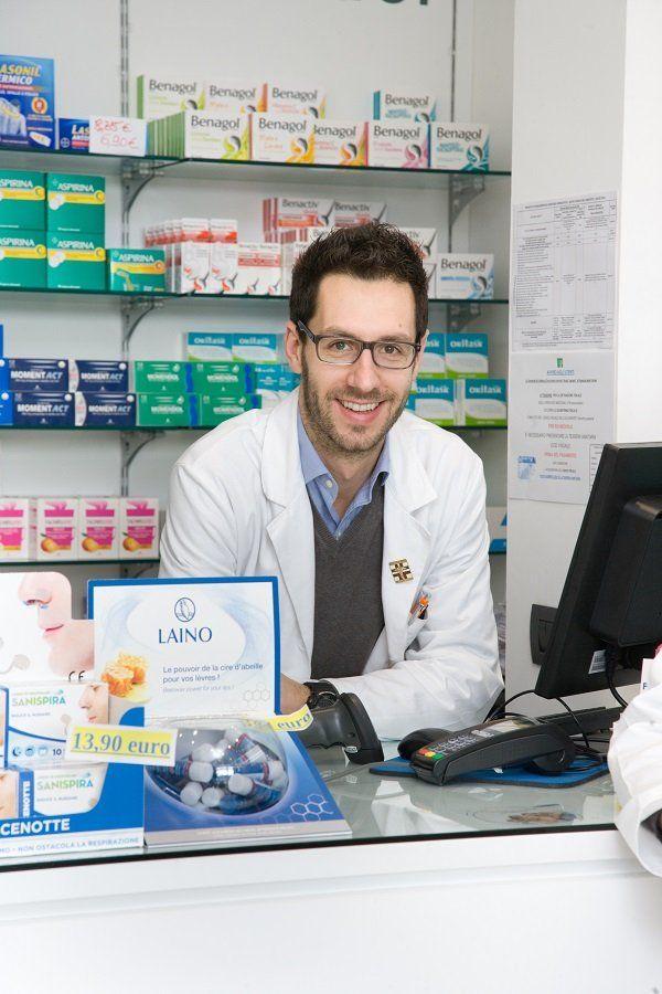 Il Dott. Roberto Giorio