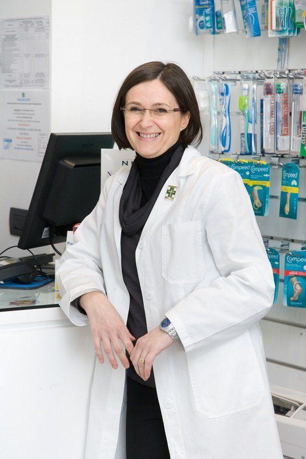 La Dott.ssa Mara Almondo