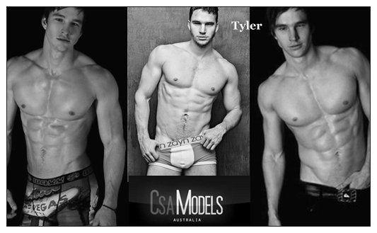 Royce male model