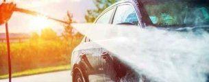 lavaggio auto esterni