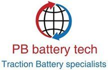 PB battery tech logo